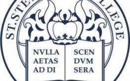 герб St. Stephens' College