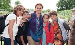Языковые лагеря для детей с родителями Фото 2