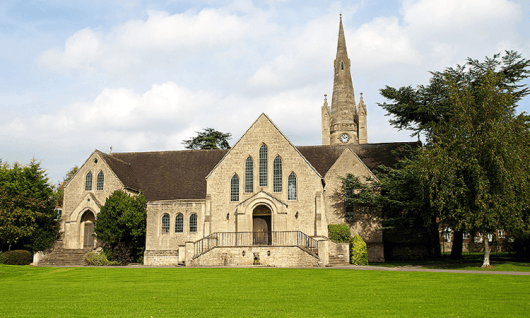 British Study Centers (Wycliffe верховая езда). Фото 4