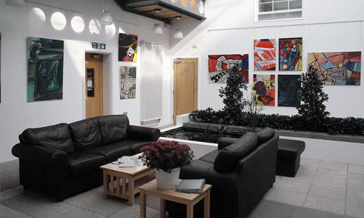 British Study Centers (Wycliffe верховая езда). Фото 6