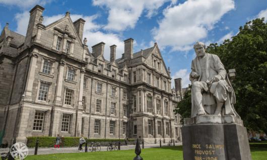 "Emerald (Trinity College) - Курс ""Программирование + математика/инженерия"" Фото 9"