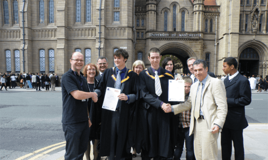 The University of ManchesterФото9