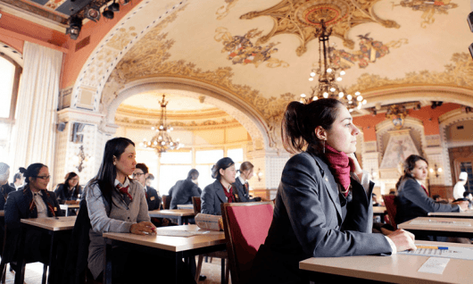 Swiss Hotel Management School Фото9
