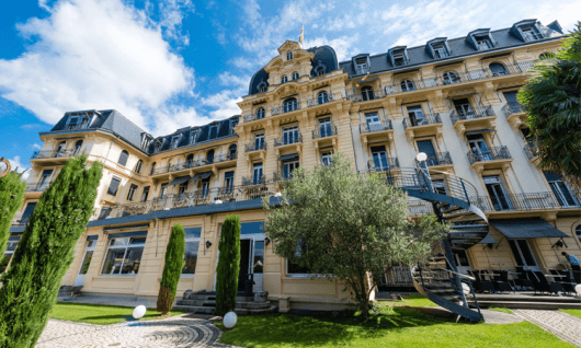 Нotel Institute MontreuxФото1