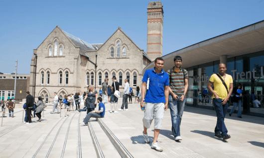 Nottingham Trent University Фото8