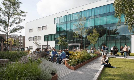 Fontys University of Applied Sciences Фото7