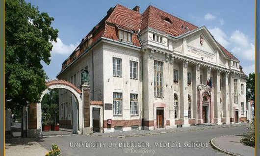 University of DebrecenФото2