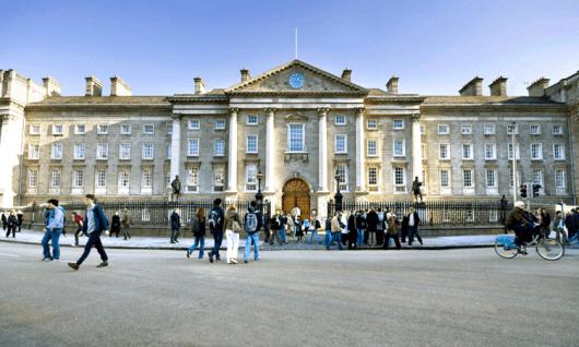 Trinity College DublinФото5