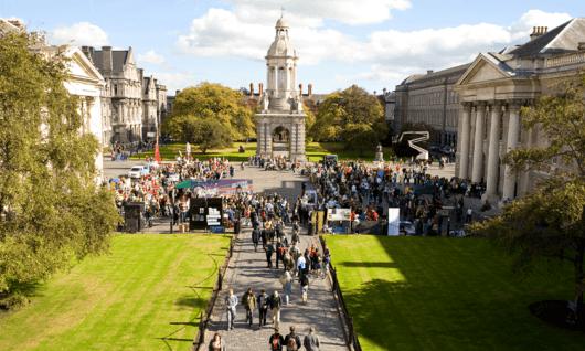 Trinity College DublinФото7