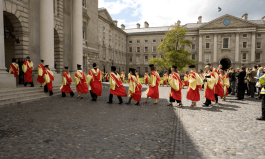 Trinity College DublinФото10