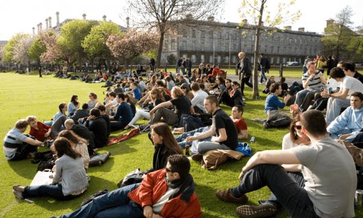 Trinity College DublinФото11