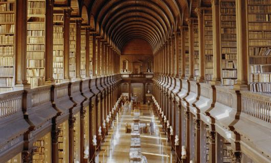Trinity College DublinФото12