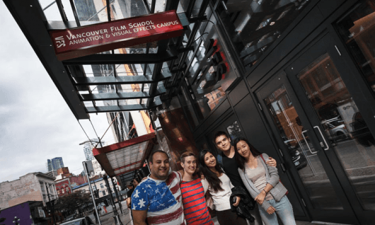 Vancouver Film SchoolФото8