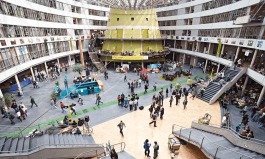The Hague University of Applied SciencesФото2