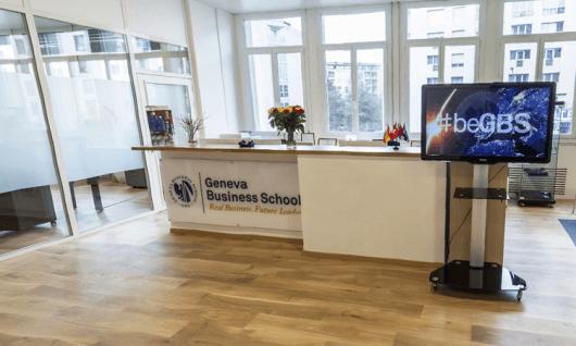 Geneva Business School (GBS)Фото3
