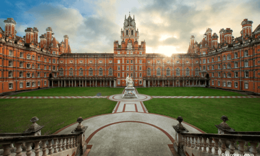 Royal Holloway University of LondonФото1
