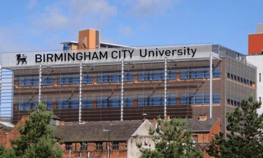 Birmingham City UniversityФото1