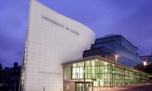 University of LeedsФото1