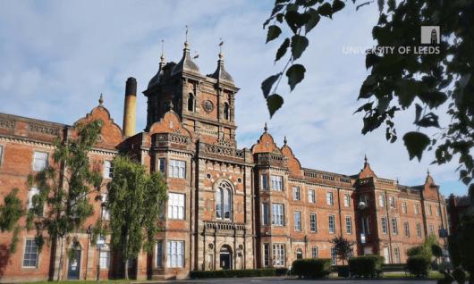 University of LeedsФото3