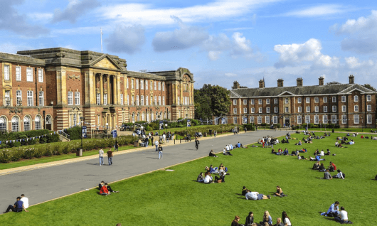University of LeedsФото4