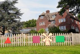 British Study Centers (Wycliffe верховая езда). Фото 2