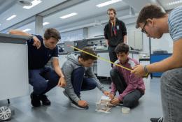 "Emerald (Trinity College) - Курс ""Программирование + математика/инженерия"" Фото 3"