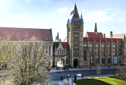 The University of ManchesterФото1