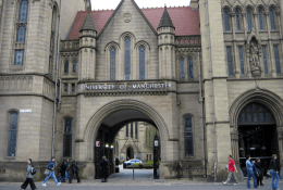The University of ManchesterФото8
