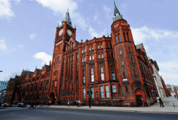 University of Liverpool Фото1
