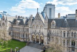 Nottingham Trent University Фото1