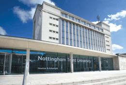 Nottingham Trent University Фото9