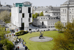 Trinity College DublinФото9
