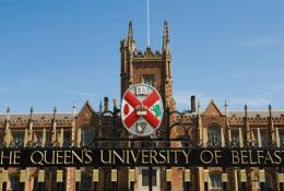 Queen's University Belfast Фото1