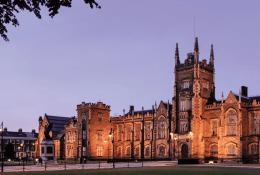 Queen's University Belfast Фото2
